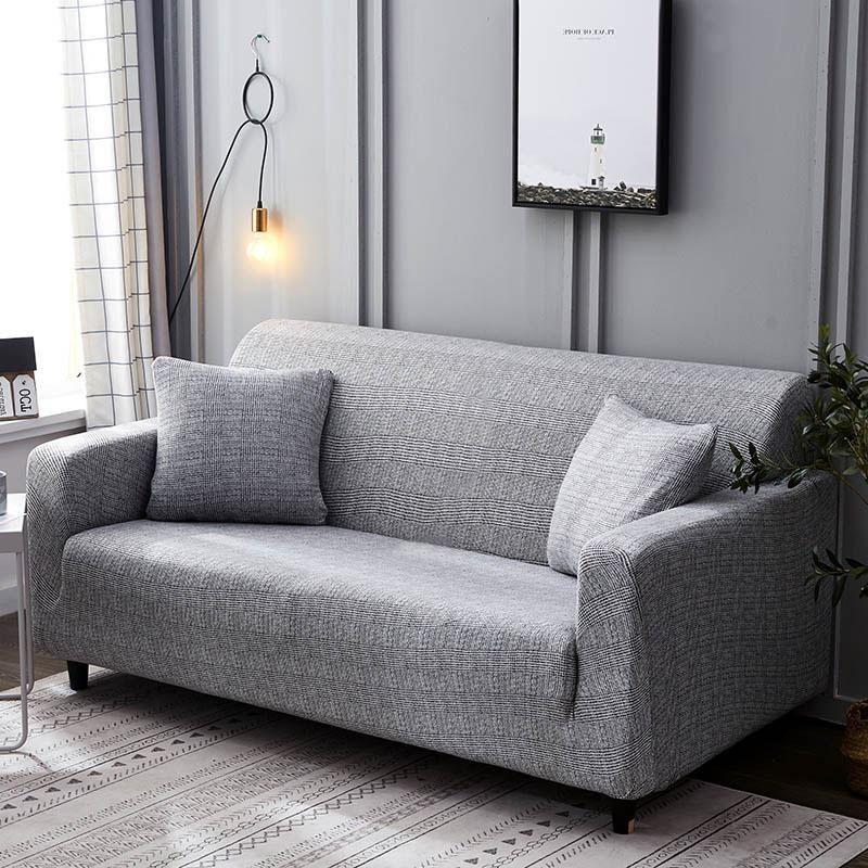 Maytex Connor Sofa Slipcover Grey
