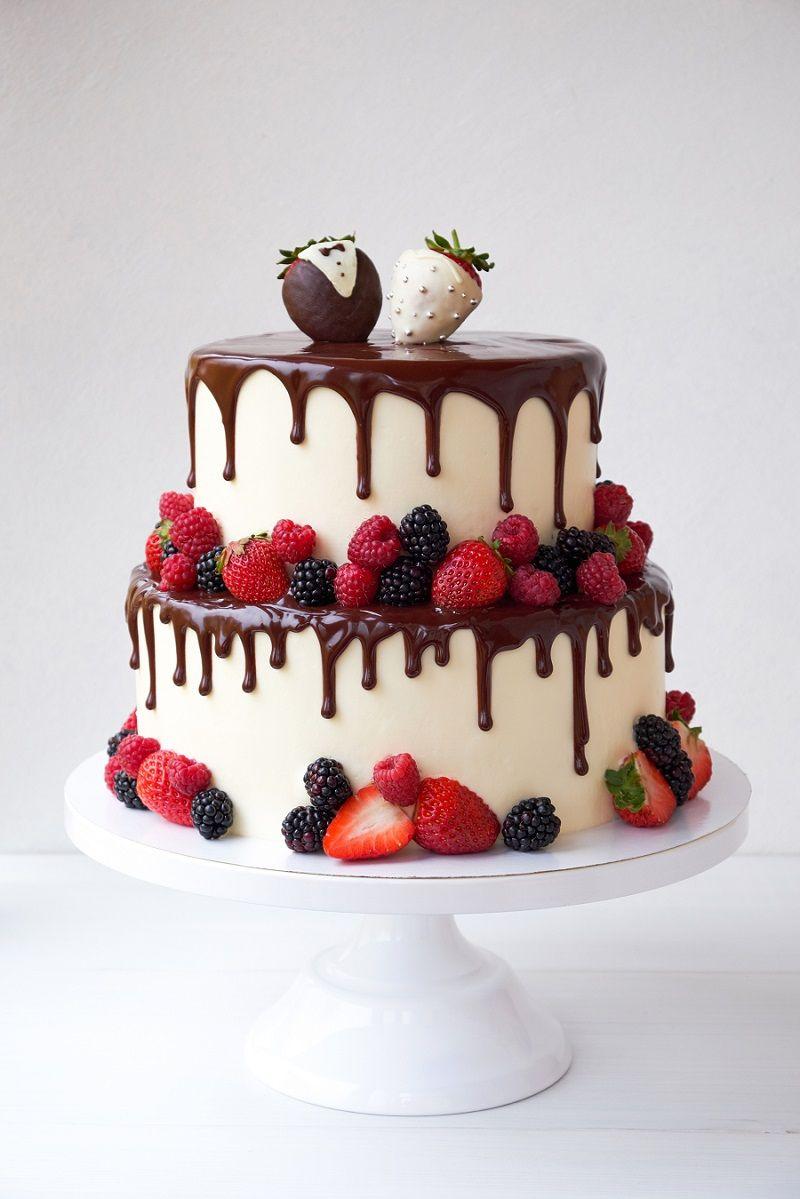 Photo of 25 einfache und originelle Cake Topper für die Hochzeitstorte