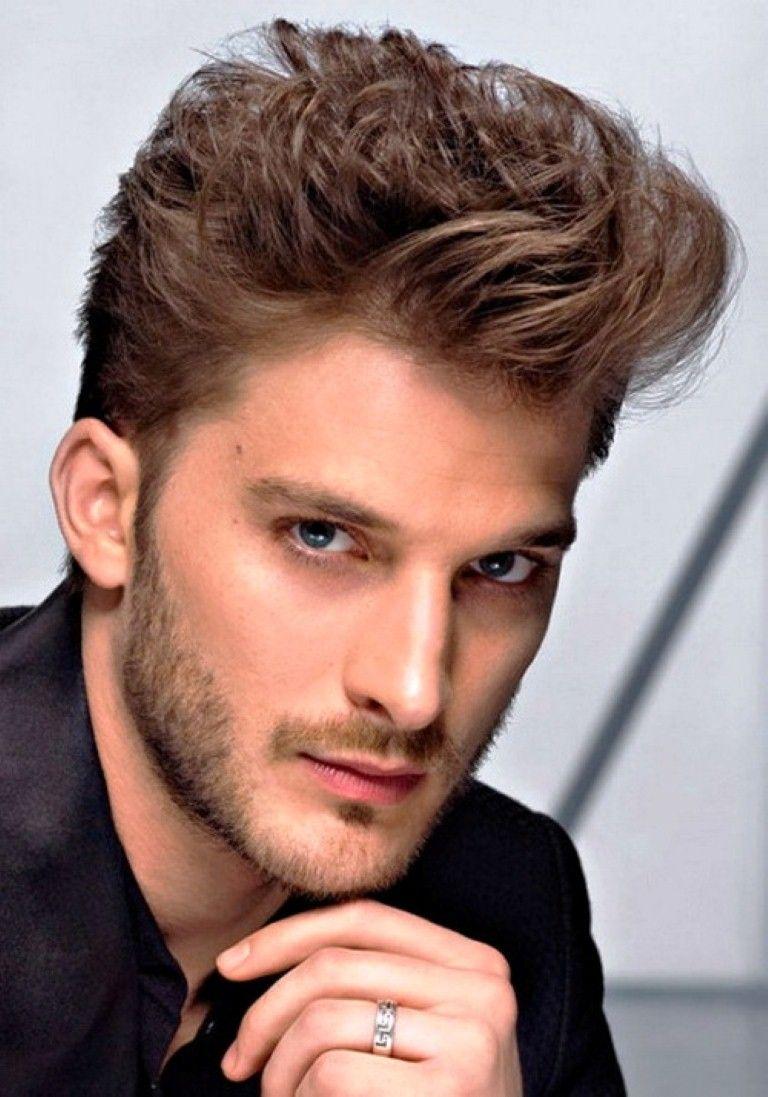 Different Hairstyles For Men Men Hairstyles Pinterest Men Hair