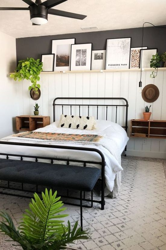 30 Unique Bedroom Decor Ideas To Renovate Your Room – Society19