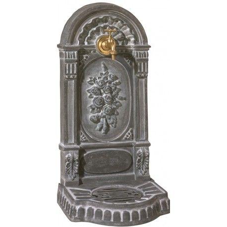 Aujourd\'hui on #décore son #jardin avec une jolie #fontaine ! Une ...