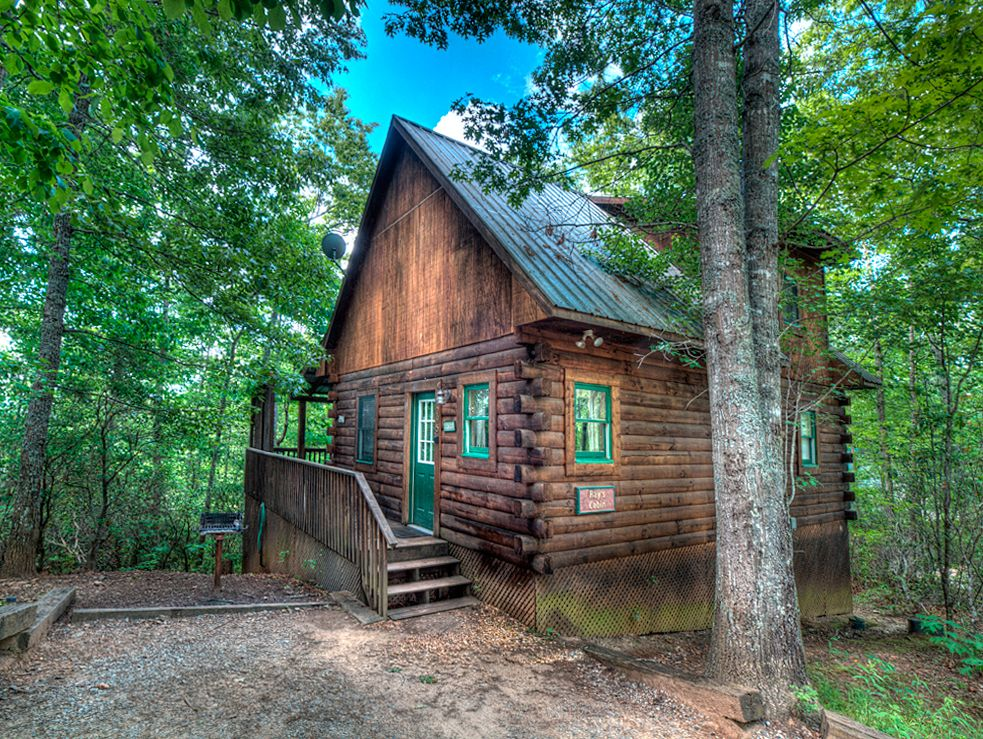 creek rentals hidden bryson cabin cabins city nc htm lodging listing
