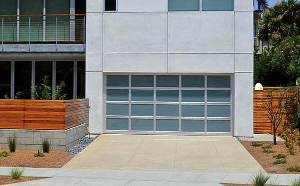Steel Door Wood Door Glass Door And Soundproof Garage Door Modern Garage Garage Doors Glass Garage Door