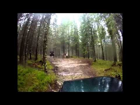 offroading in land rover, Grenland motorsportsenter, Norway - YouTube
