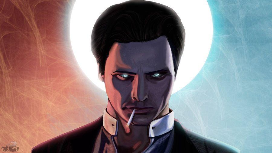 Demidevil, «Illusive Man»