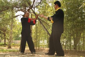 An introductory article looking at Wing Chun Training. The article comes from the blog of a kung fu school in China offering training to international students.