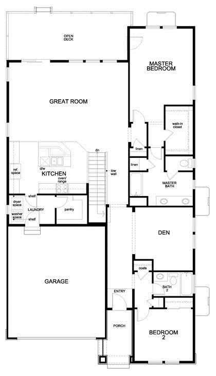 image result for patio home floor plans house plans house floor rh pinterest ca