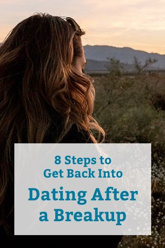 How to get back into dating after a long relationship