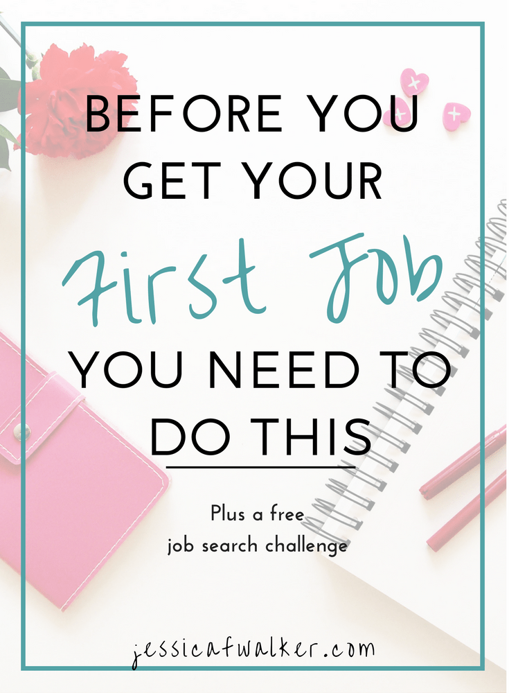 5 Easy Ways to Get Your First Job Good resume examples