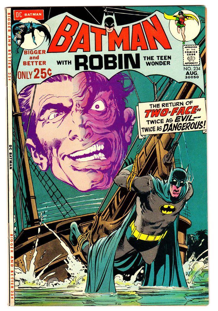 Bildergebnis für Batman (Vol. 1) #234 (Aug. 1971)
