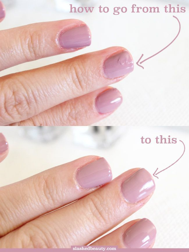 Review Londontown Instant Smudge Fix Slashed Beauty Chipped Nail Polish Nail Care Tips Painted Toe Nails