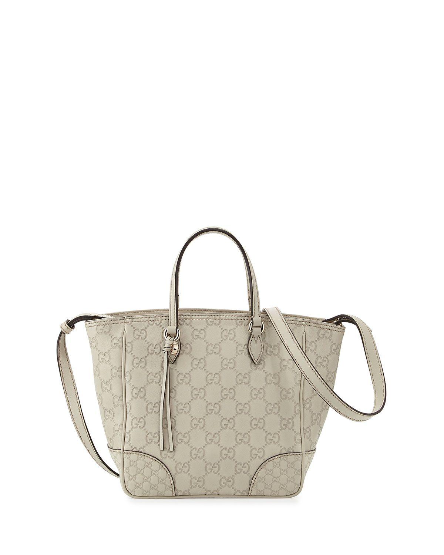 036c66881e20c Bree Small Guccissima Tote Bag