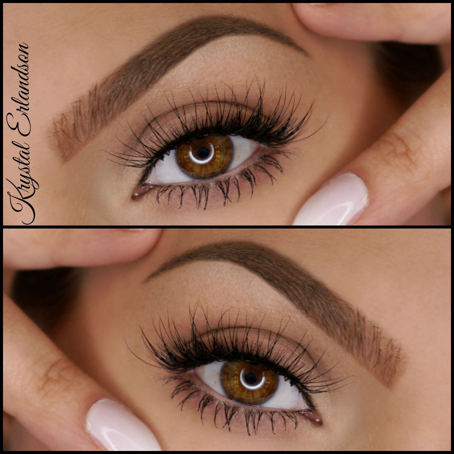 brows and lashes Makeup Tutorial Makeup Geek (With