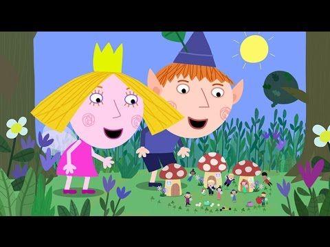 Youtube Ben Y Holly Uñas Azules