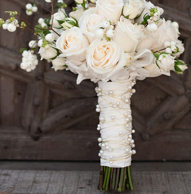 16 Beautiful Bridal Bouquet Wraps To Diy