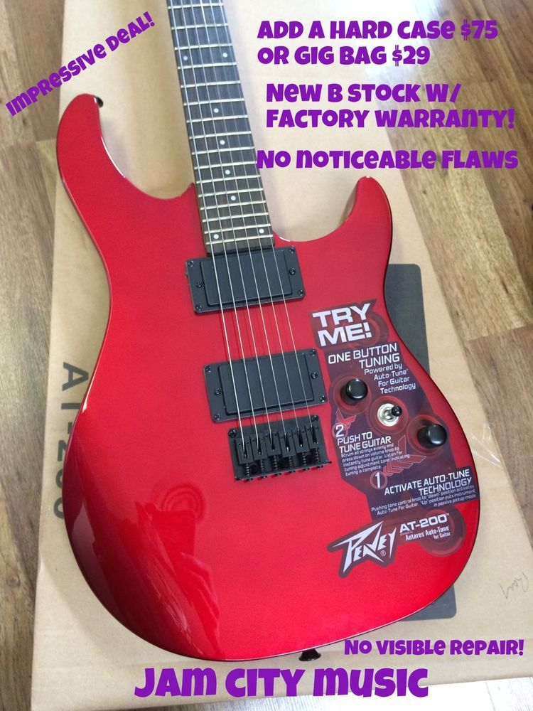 New Bstock Peavey AT 200 AT200 Auto Tune with Warranty