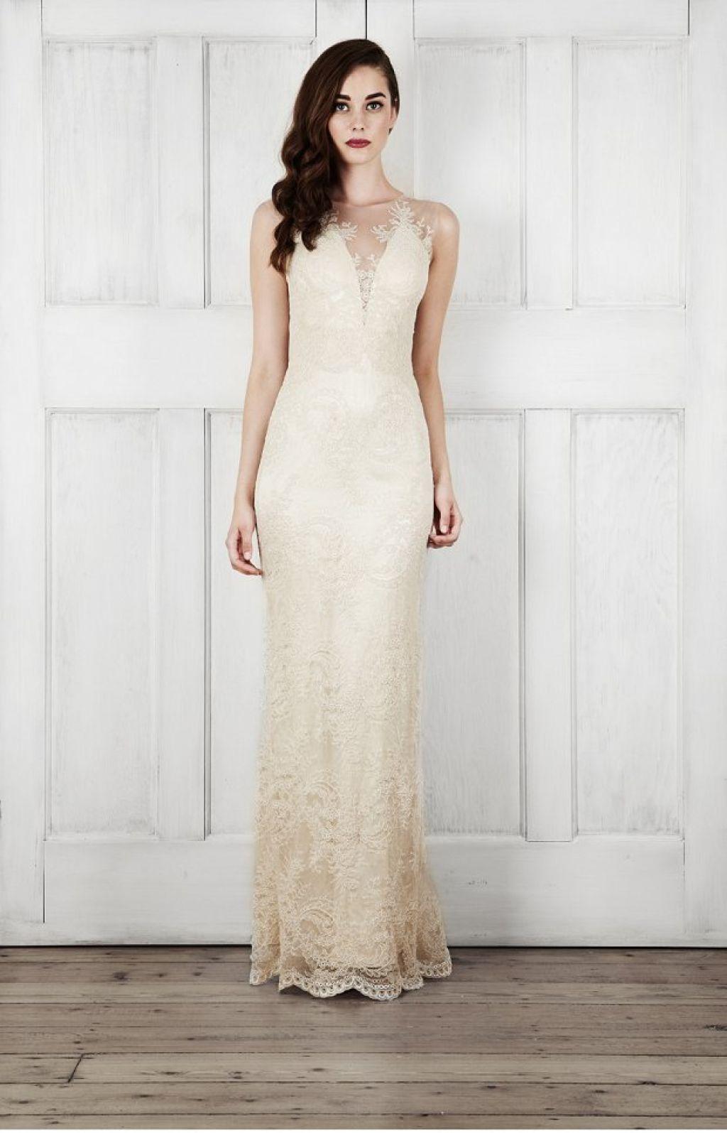 24 Inspirational Cream And Gold Wedding Dress 2015 Wedding Dresses