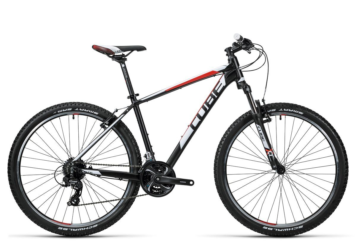 Cube Aim 27 5 Mountain Bike 2016 Hardtail Mtb Cyc Pinterest
