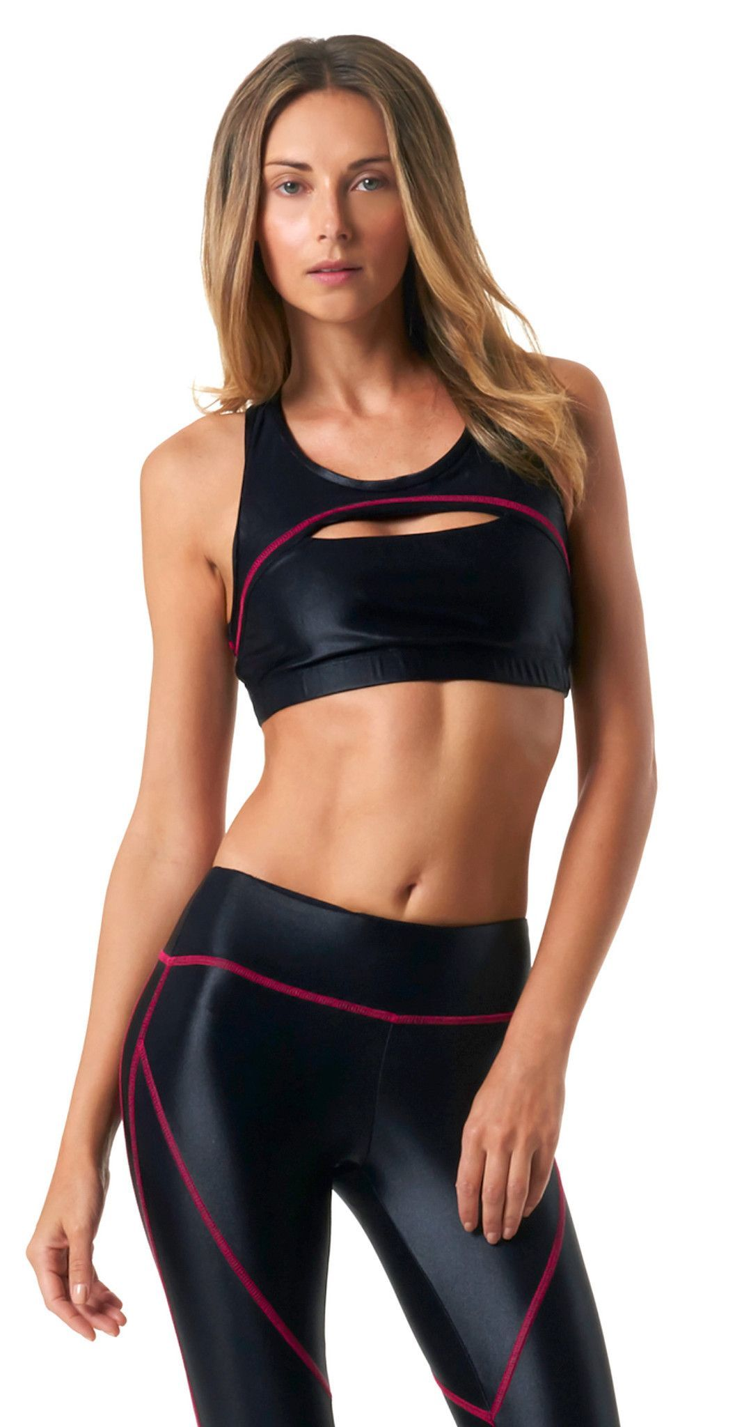 f4cece355b Summit Bra Cute workout clothes for women