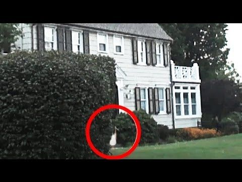 Astonishing Ghost Filmed At Real Amityville Haunted House On Long Island Interior Design Ideas Pimpapslepicentreinfo