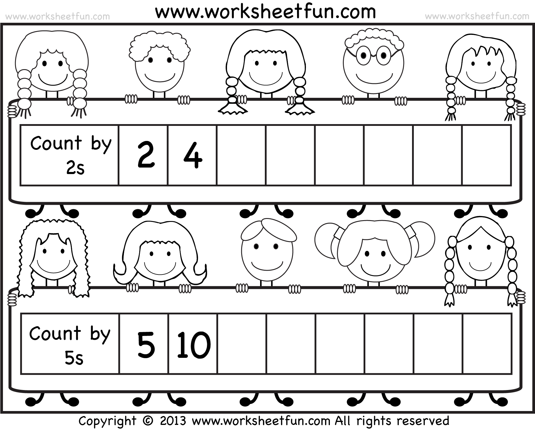 skip counting by 2 | School Stuff | Pinterest
