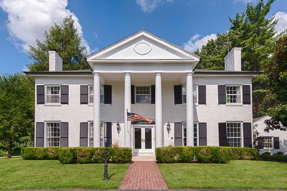 3311 Mt. Rainier, Hills and Dales Colonial style homes