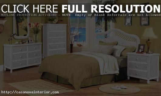 Why Installing Rattan Bedroom Furniture CasanovaInterior