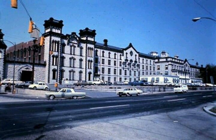 Ohio Penitentiary On Spring St Columbus Oh Has Been Demolished The Buckeye State Akron Ohio Haunted Places
