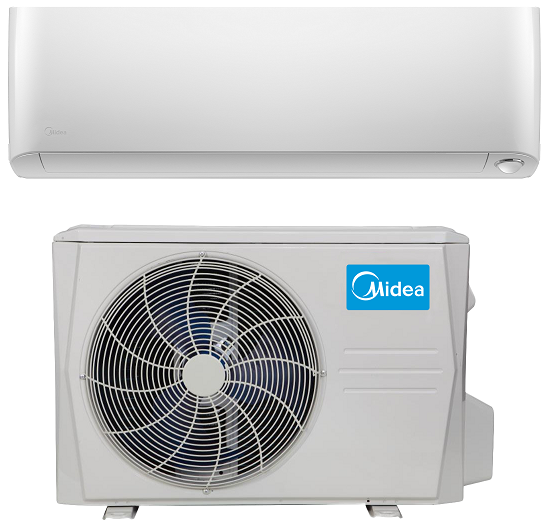 Midea 12000 Btu 30 by Carrier in