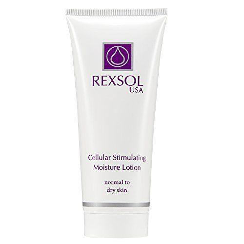 REXSOL Cellular Stimulating Moisture Lotion Normal to Dry Skin REXSOL http://www.amazon.com/dp/B00N6PRIWO/ref=cm_sw_r_pi_dp_Aaobub0SPHFSD
