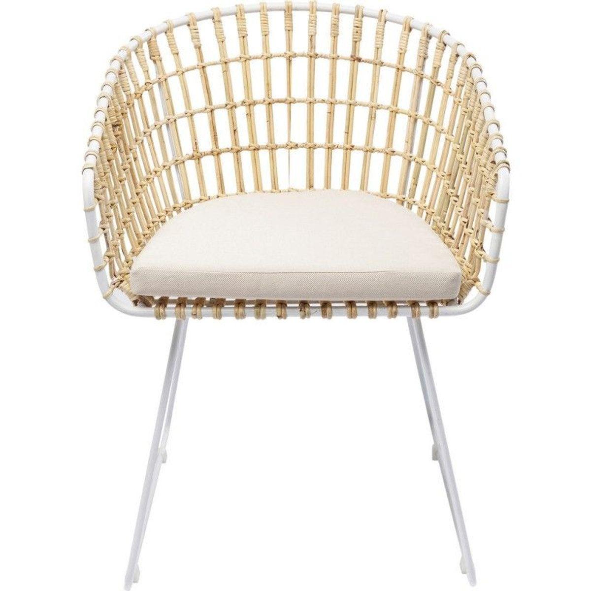 Chaise Avec Accoudoirs Dolce Kare Design Taille Taille Unique Fauteuil Deco Chaise Design Chaise Fauteuil
