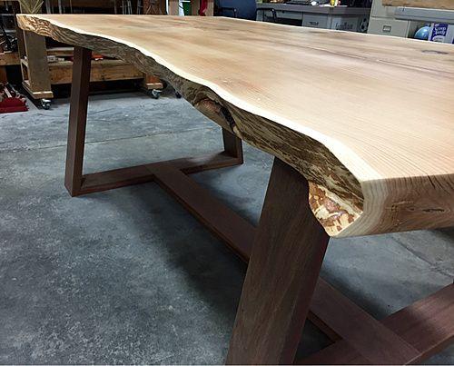 Image Result For Cedar Table Legs