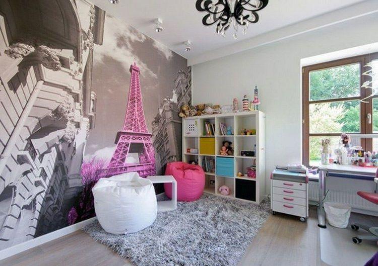 30 camerette per ragazzi con pareti decorate decorare le for Decorazioni moderne pareti