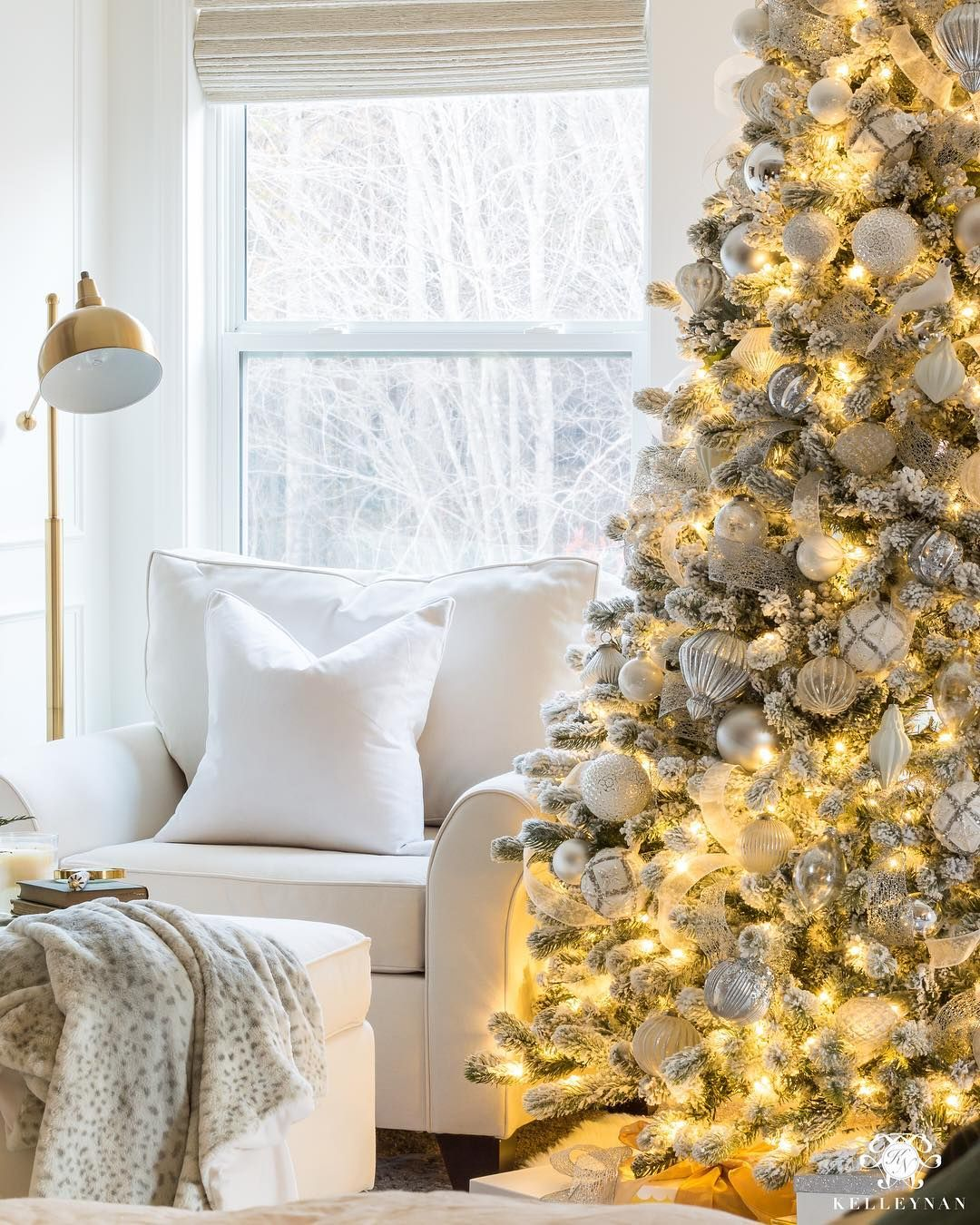 Brilliant Christmas Tree Decorating Ideas From Instagram | Real ...