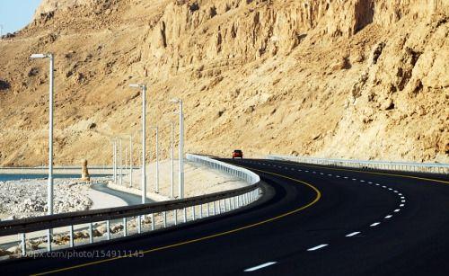 New Dead Sea promenad by Valeri71  Valeri71