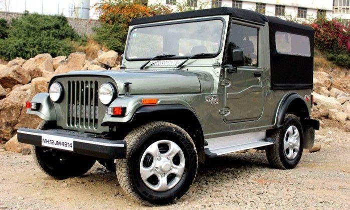 Mahindra Thar Jeep Mahindra Thar 4x4