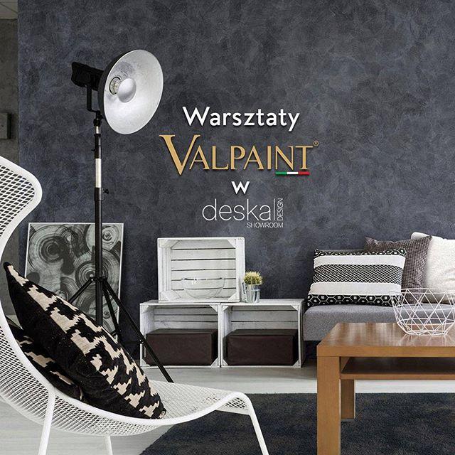 Warsztaty At Valpaintpolska Włoskie Tynki Dekoracyjne W