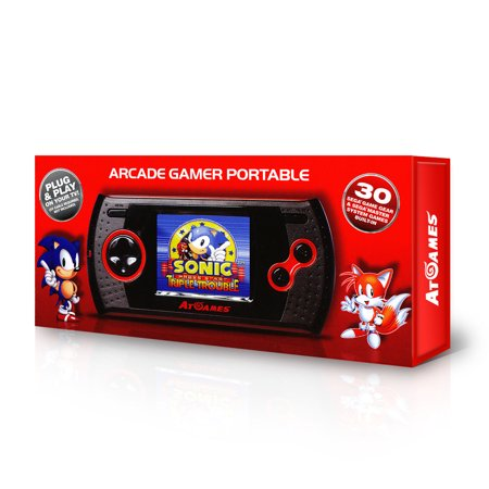 Free 2-day shipping  Buy SEGA Handheld Arcade Gamer with 30 8-Bit
