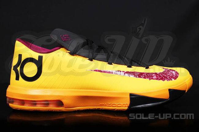 "buy popular 13227 85fc0 Preview  Nike KD VI ""Kill Bill"""