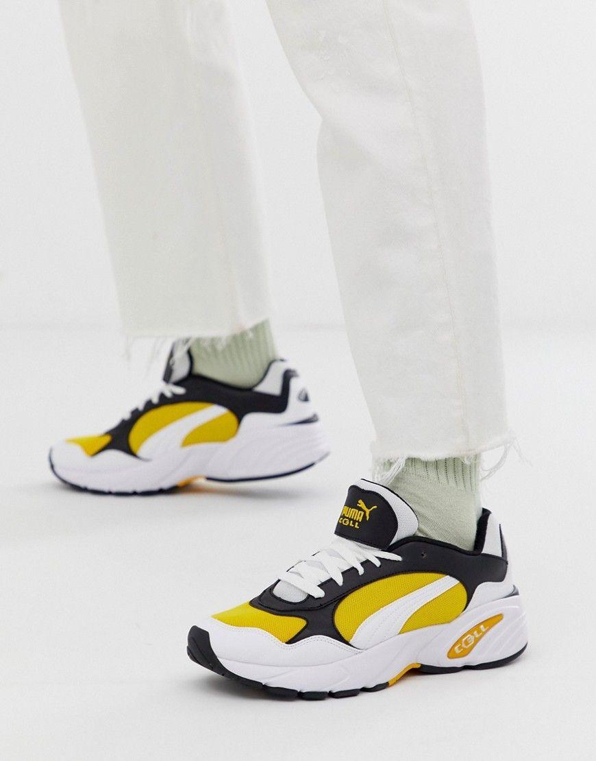 0118834f20 PUMA CELL VIPER SNEAKERS IN WHITE - WHITE.  puma  shoes