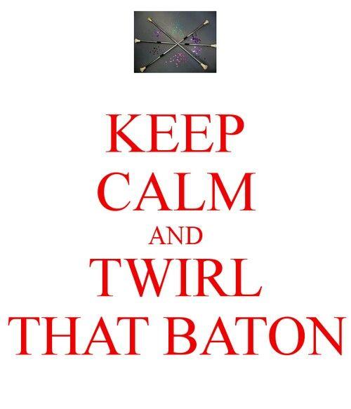 Twirl, twirl, twirl!!!