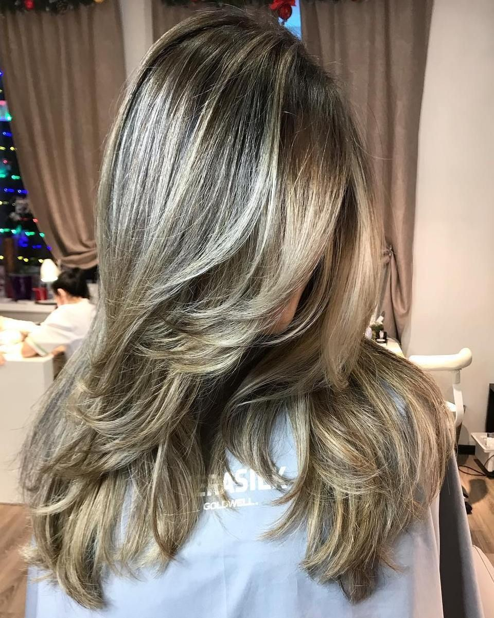 60 Most Beneficial Haircuts For Thick Hair Of Any Length Layered Haircuts For Medium Hair Haircuts For Medium Hair Haircuts For Medium Length Hair