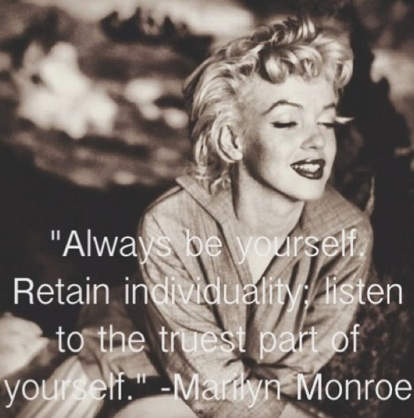 marilyn monroe quote marilyn monroe pinterest drucke zitieren zitat und zitat bilder. Black Bedroom Furniture Sets. Home Design Ideas