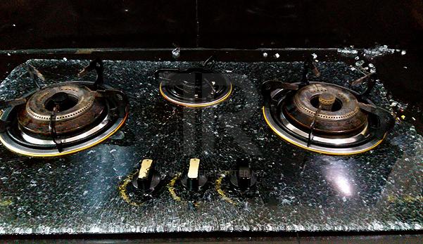 Jangan Lap Dapur Gas Kaca Dengan Kain Basah Ketika Masih Panas Sepang Laman Group