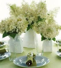arranjo de flores em jarros de vidro para decoração de casa - Pesquisa Google