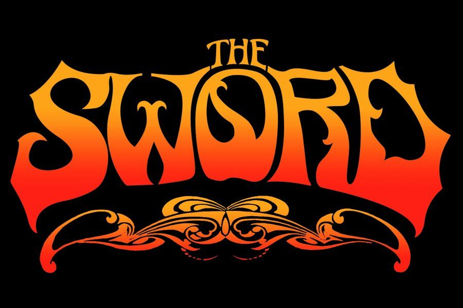 The Sword Interview AWESOME BAND LOGO | Lettering | Band