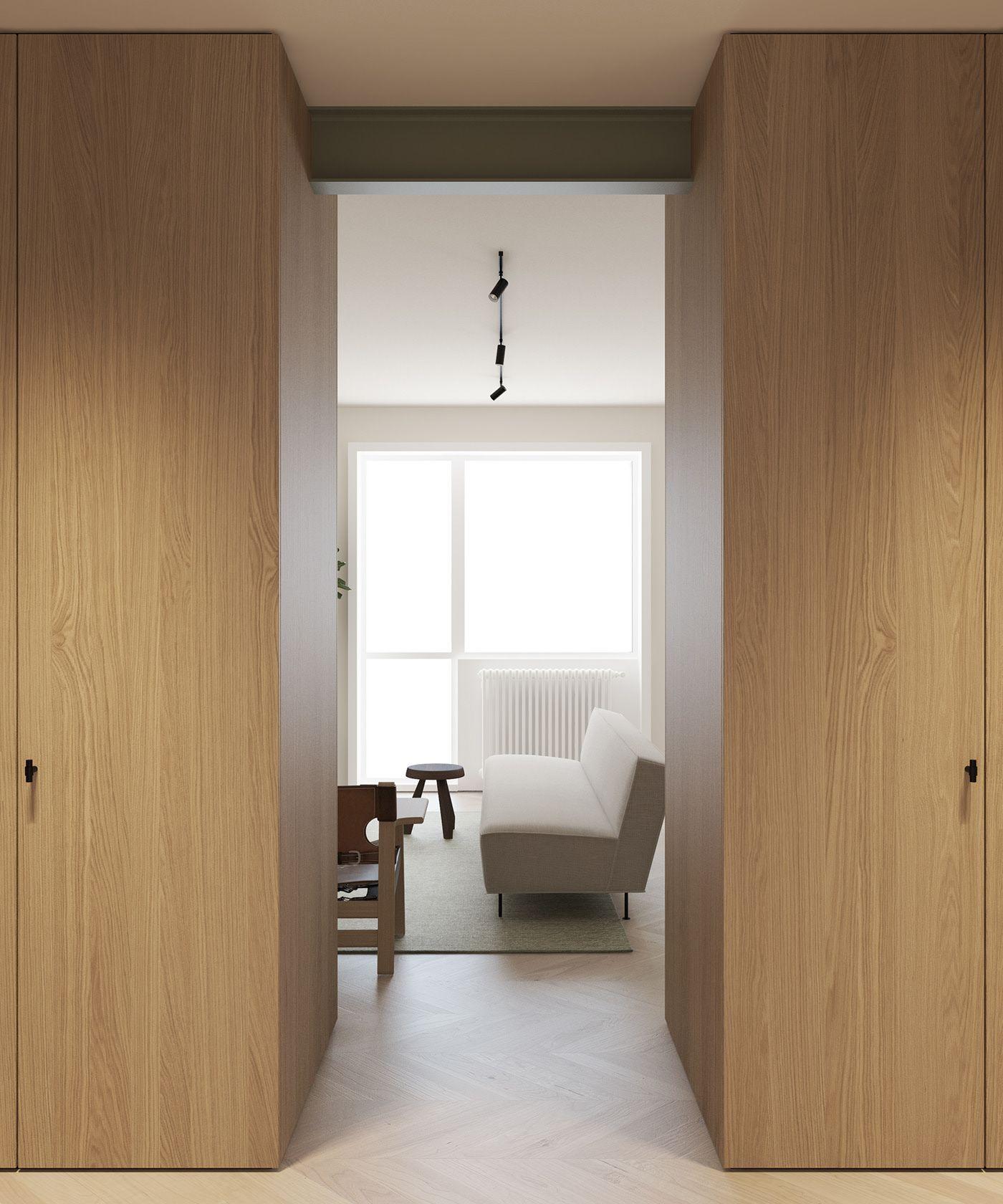 Copenhagen On Behance In 2020 Home Decor Styles Modern Interior Design Furniture Design Modern
