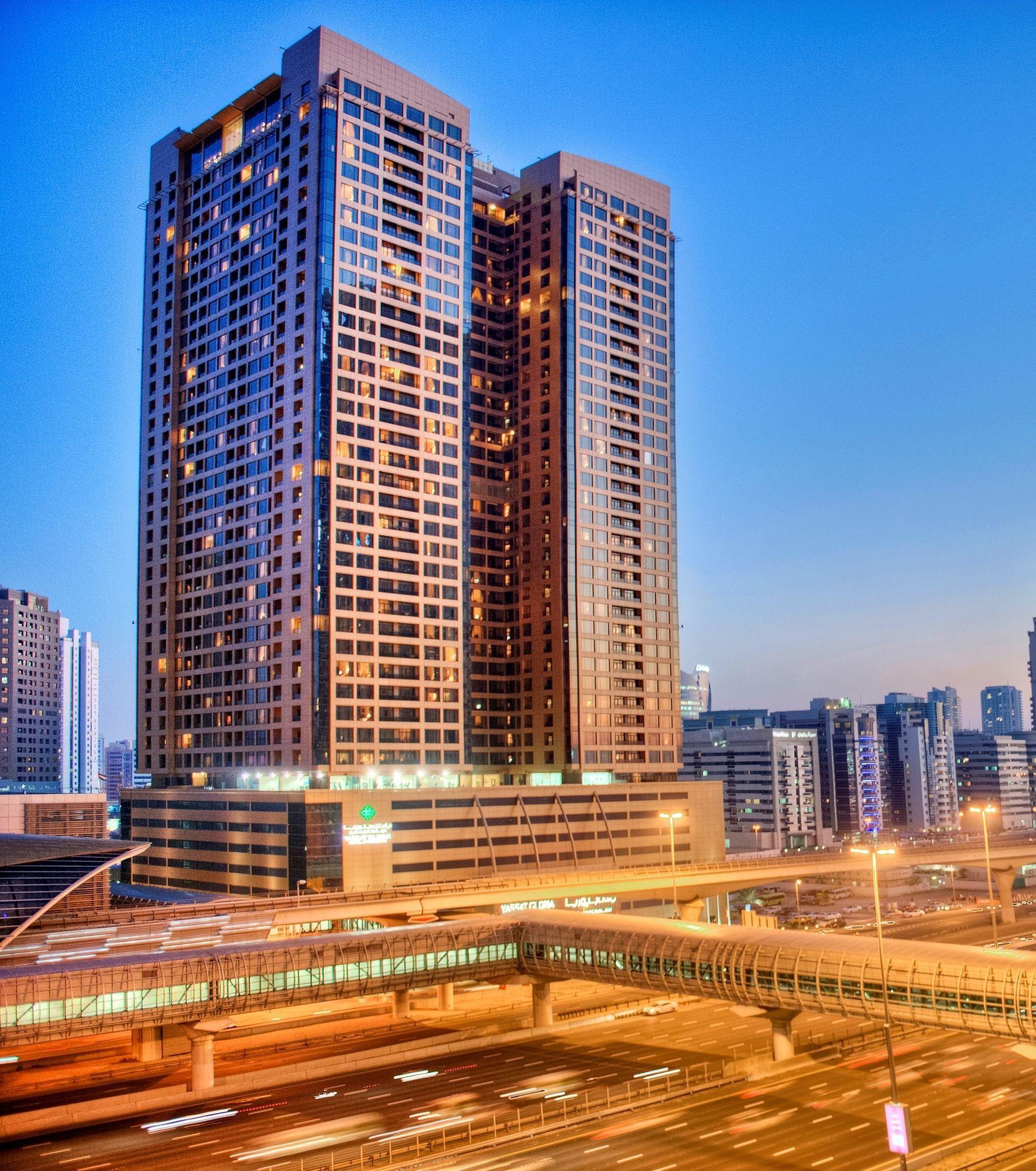 ياسات جلوريا للشقق الفندقية دبي الإمارات Hotel Apartment Dubai Hotel Hotel