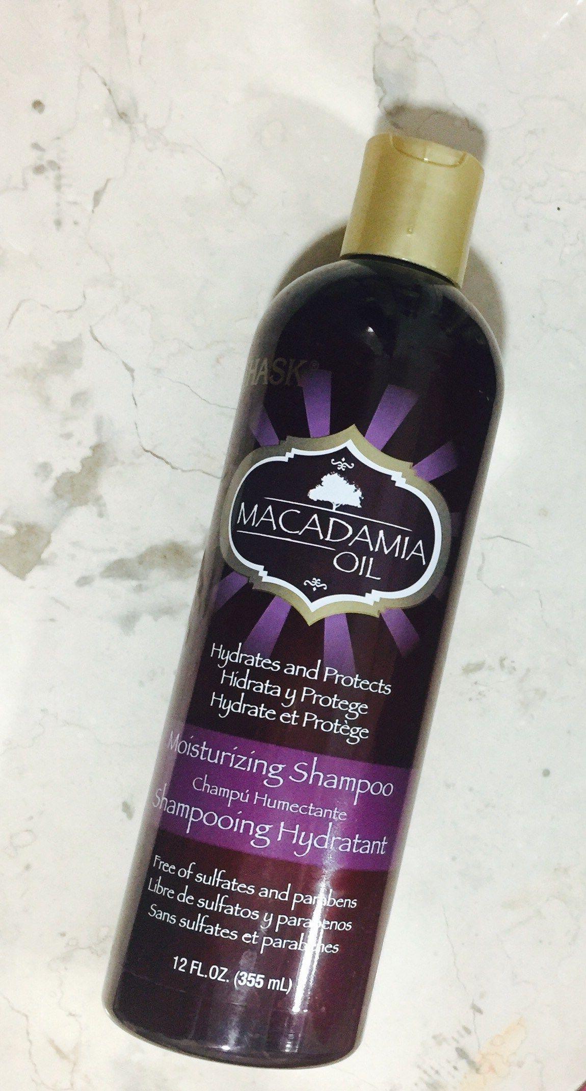Hask Macadamia Oil Shampoo Hair essentials, Macadamia