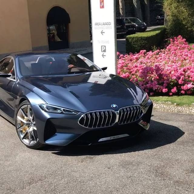 The New BMW 8 Series Coupe M8 2018 This Is Sick Video Michael